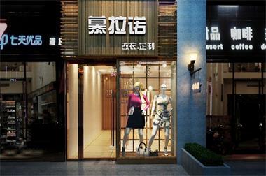 门店效果图设计,门头效果图设计如何才能吸引客人?