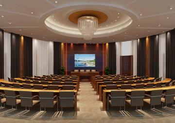 会议室效果图设计需要注意的几点