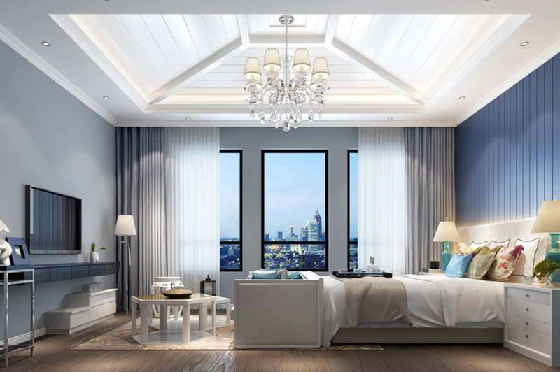 卧室家装效果图设计