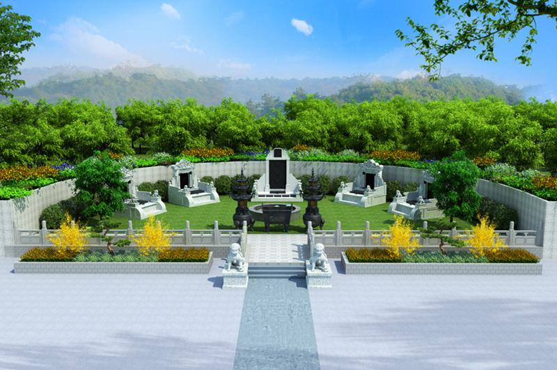 墓地设计图