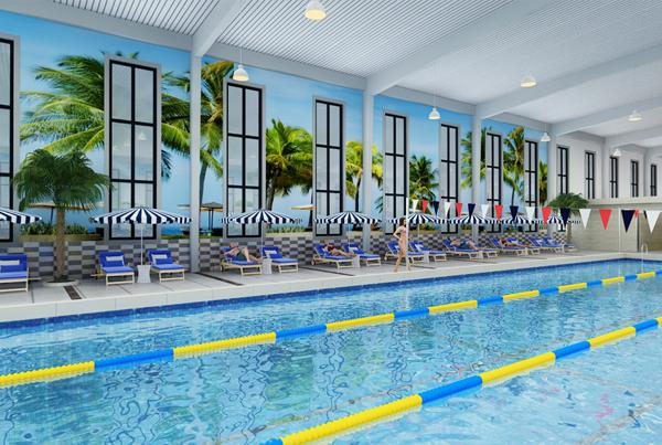 游泳馆360