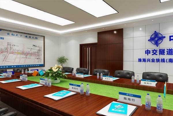 会议室全景图