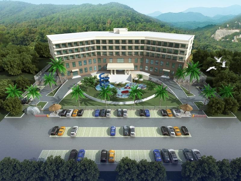 酒店效果图设计
