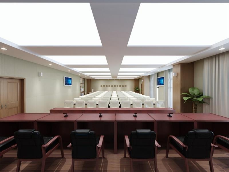会议室效果图设计