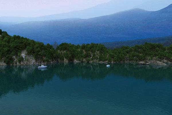 小南海全景